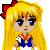 Sailor Venus by regina35nocis