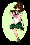 Sailor Jupiter 2