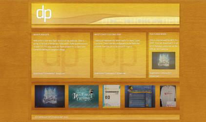 DP-Studios Flash Site by DP16