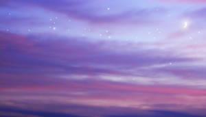 Premade Fantasy Sky