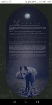 HTML: moon dog