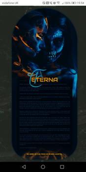 HTML: Eterna