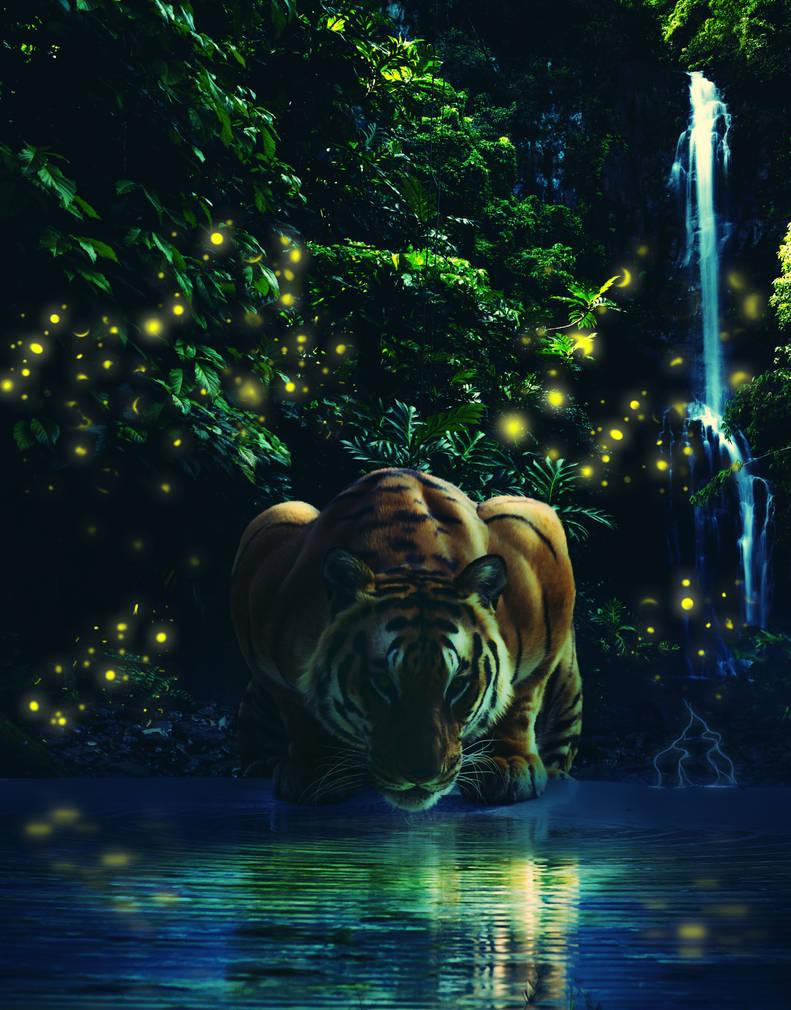Jungle Lights by thetamar