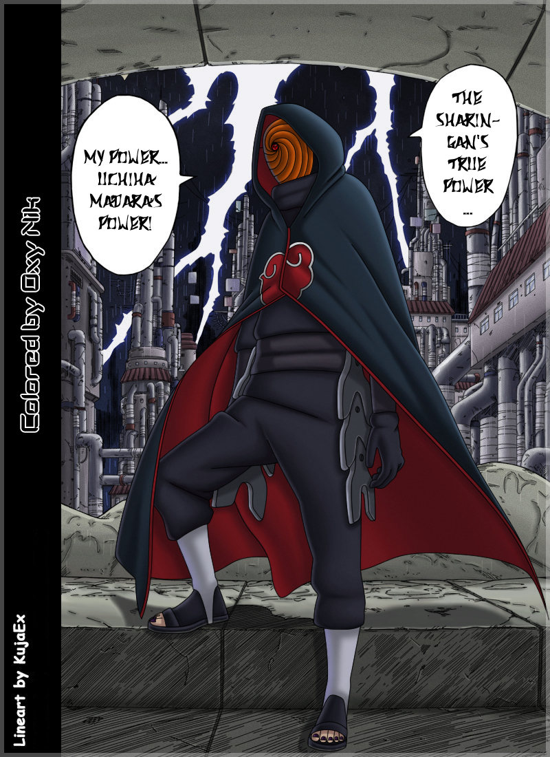 Fantastic Wallpaper Naruto Hood - naruto_tobi_364_by_oxynik  Photograph_713621.jpg