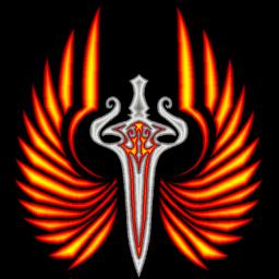 Finished Aion legion emblem by Quacthulhu