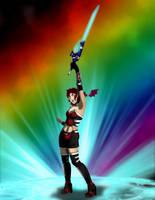 +Unleash the Photon Blast+ by MewberryCake