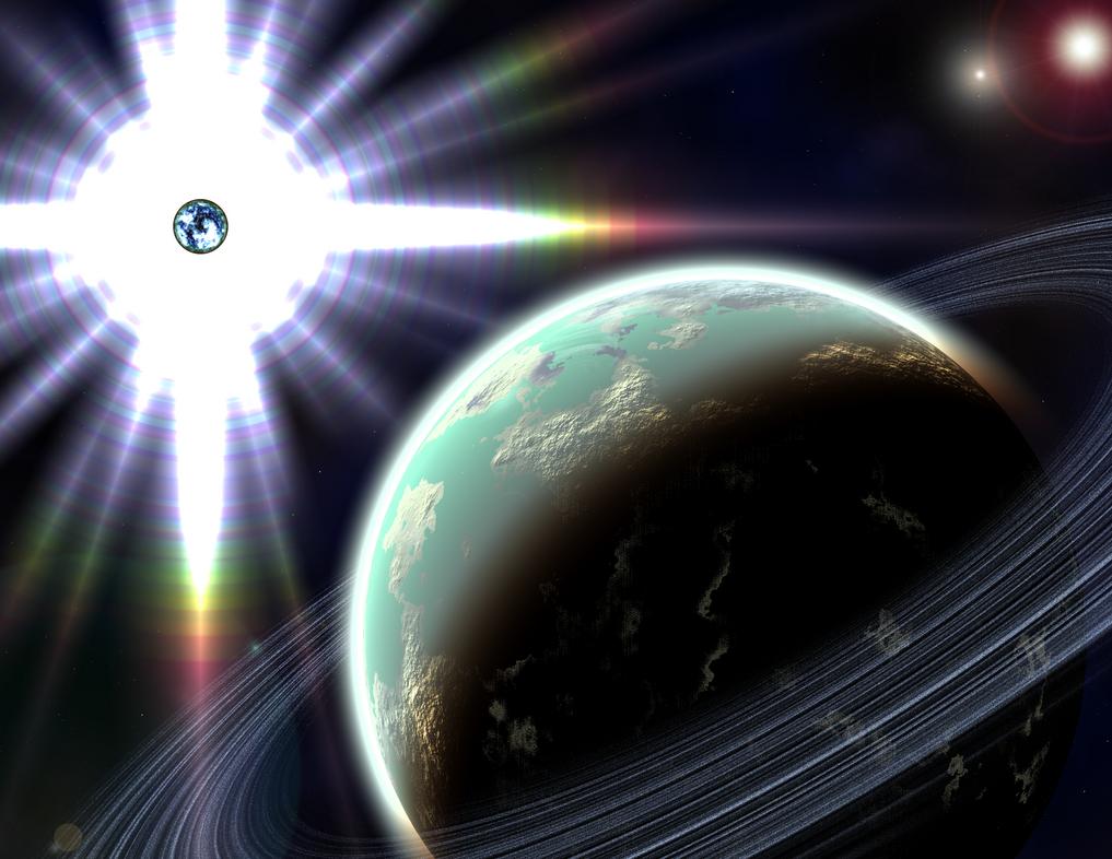 +Solaris+ by MewberryCake