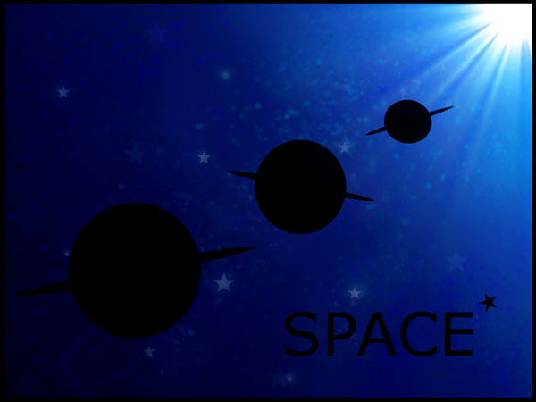 Space by Allexiiale