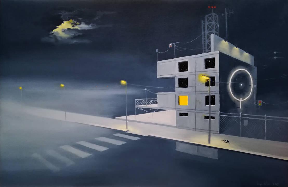 Event Horizon: Pseudo Connections by PHInomena