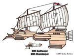 HMS Swiftwood + HMS Chamberpot