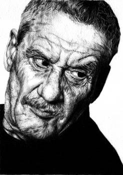 Paolo Conte bic portrait