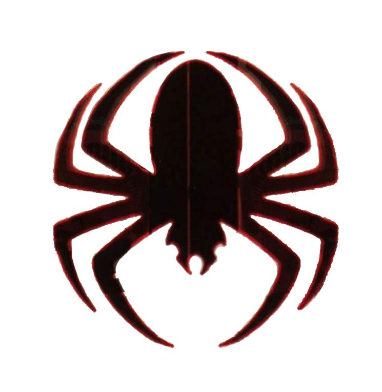 Cold - Spider Logo Transparent