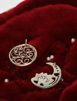 Pendants for Sister by Adalgeuse