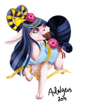 DTA - Moon Festival Feathertail CE without BG by Adalgeuse