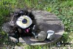 GIFT - Eyebird plush