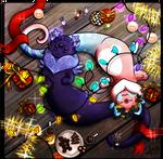 Chufa Secret Santa for ZombieGarou by Adalgeuse