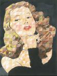 Rita Hayworth by MrWhiteDevil