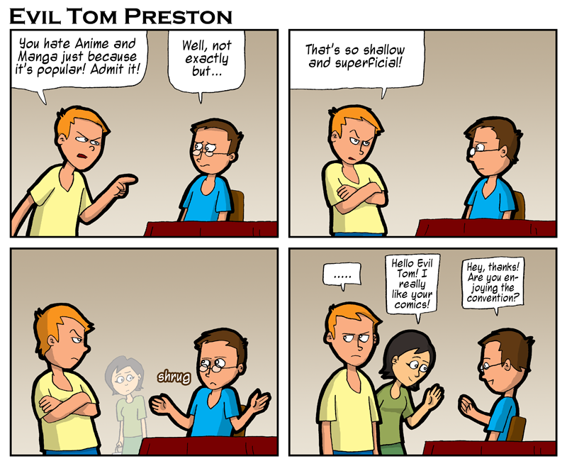 Evil tom preston farcical by eviltomp on deviantart for Farcical person