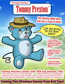The Magical Reality of Tommy Prexton