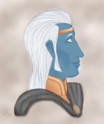 Emperor Hieliro by BethCarr