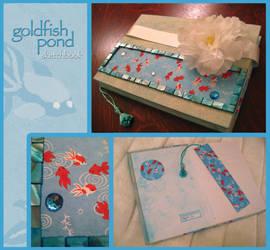 Goldfish Pond Sketchbook by BethCarr