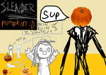 Slender Pumpkin