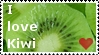 Kiwi Love Stamp II by DarkFireRaven