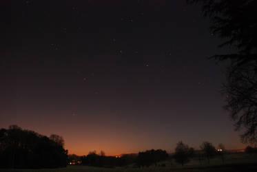 The stars at Bowood