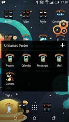 HTC m8 theme