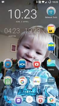 oneplus screen