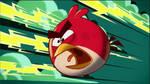 Scream, Red Bird! SCREAM!!! by Fizzle-Knight