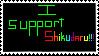 My FirsStamp by Shikudaru