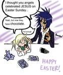 Good Omens Easter