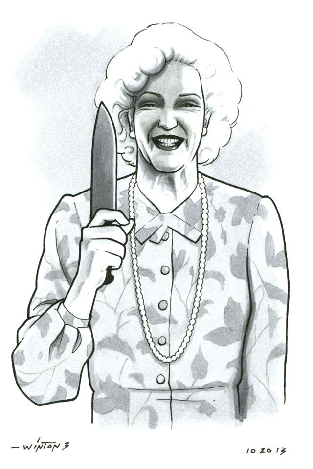Vera Cosgrove by ByronWinton
