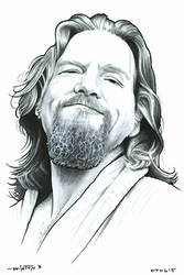 The Dude by ByronWinton
