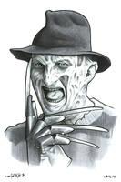 Freddy by ByronWinton