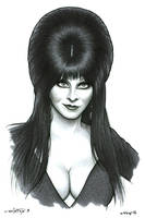 Elvira by ByronWinton
