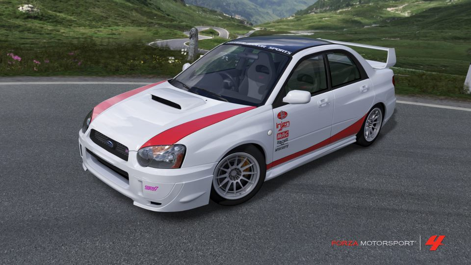 Born To Race Subaru Image Gallery Hcpr