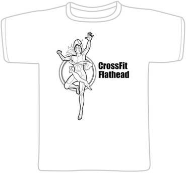 Crossfit tshirt female