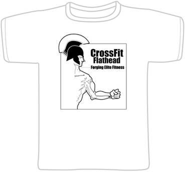 Crossfit tshirt male