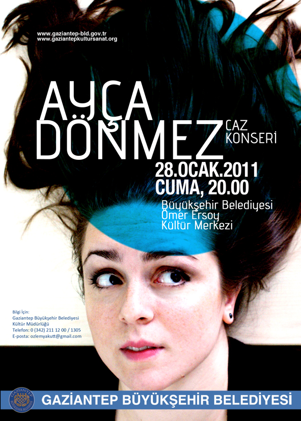 ayca.donmez.caz-g.antep-poster by e-keen