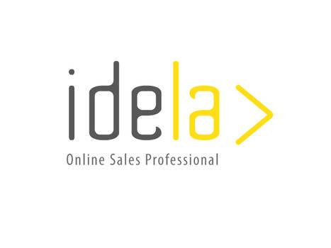 idela. online sales pro. logo