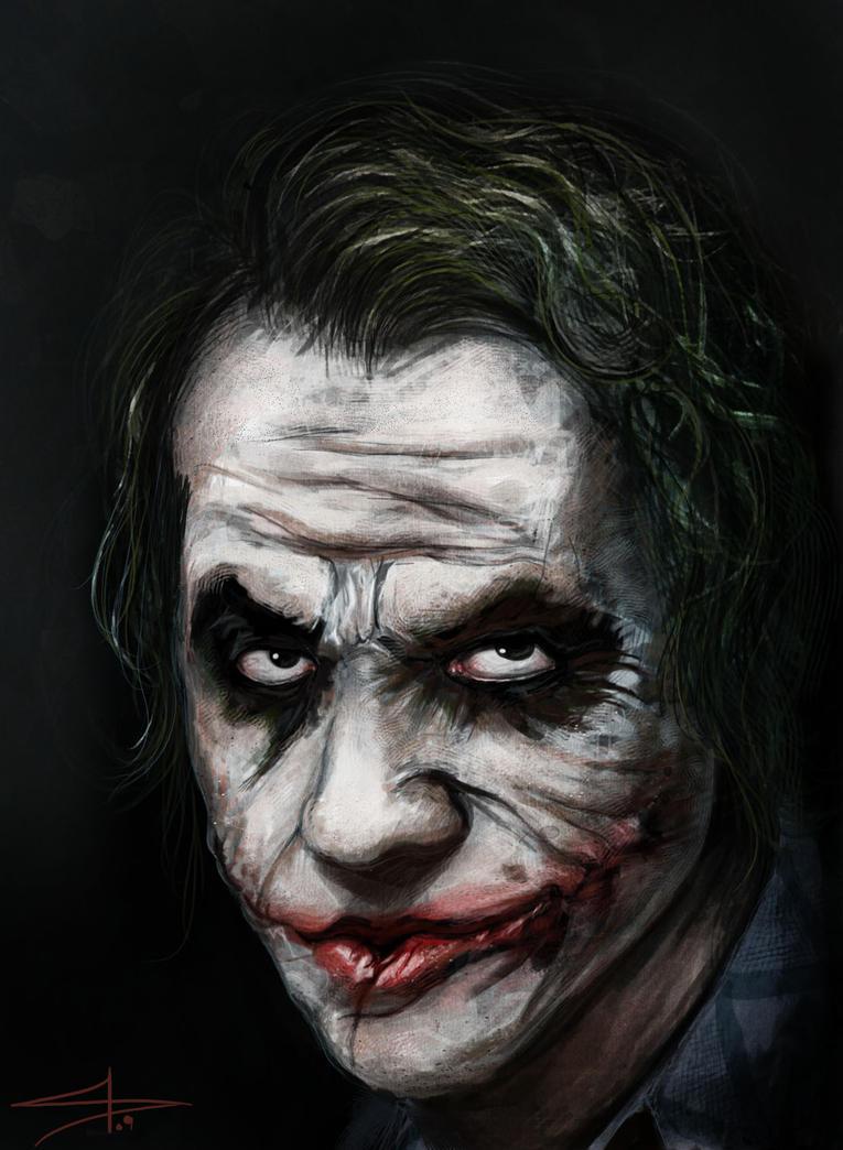 joker by saadirfan