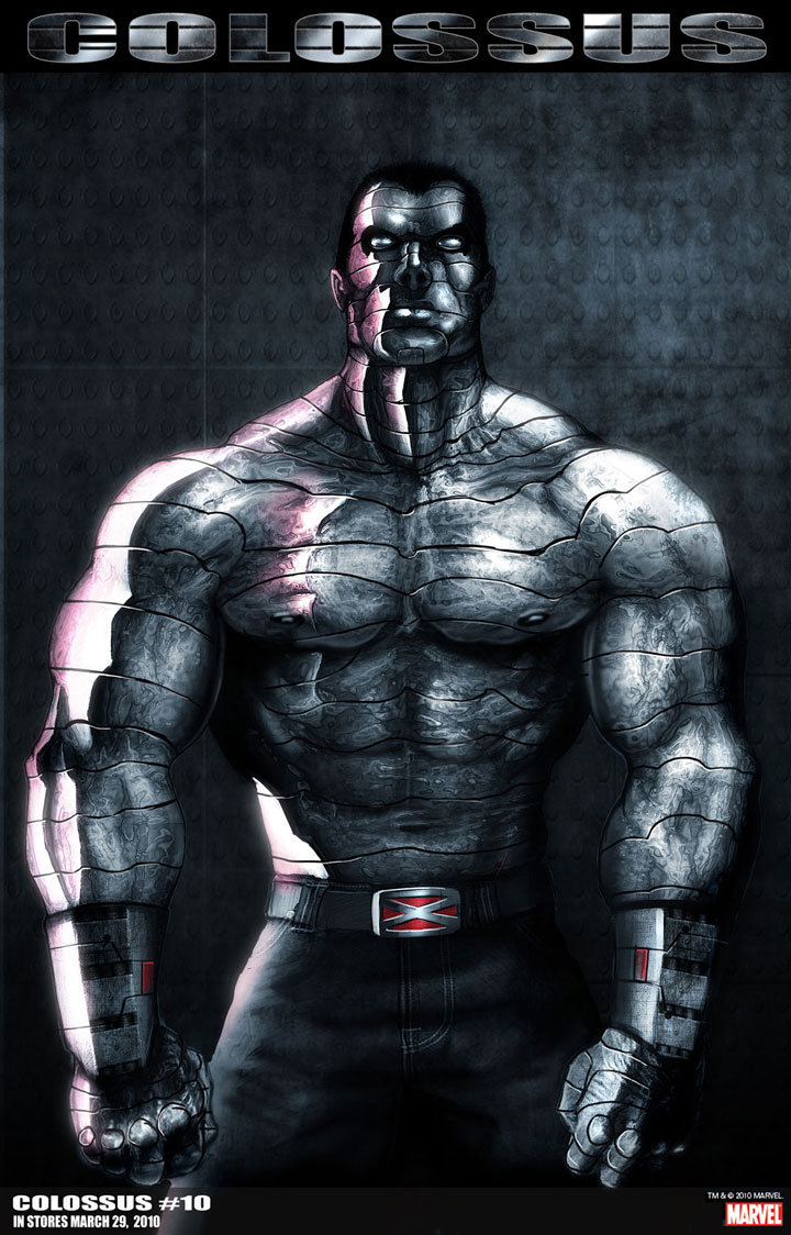 Colossus by saadirfan