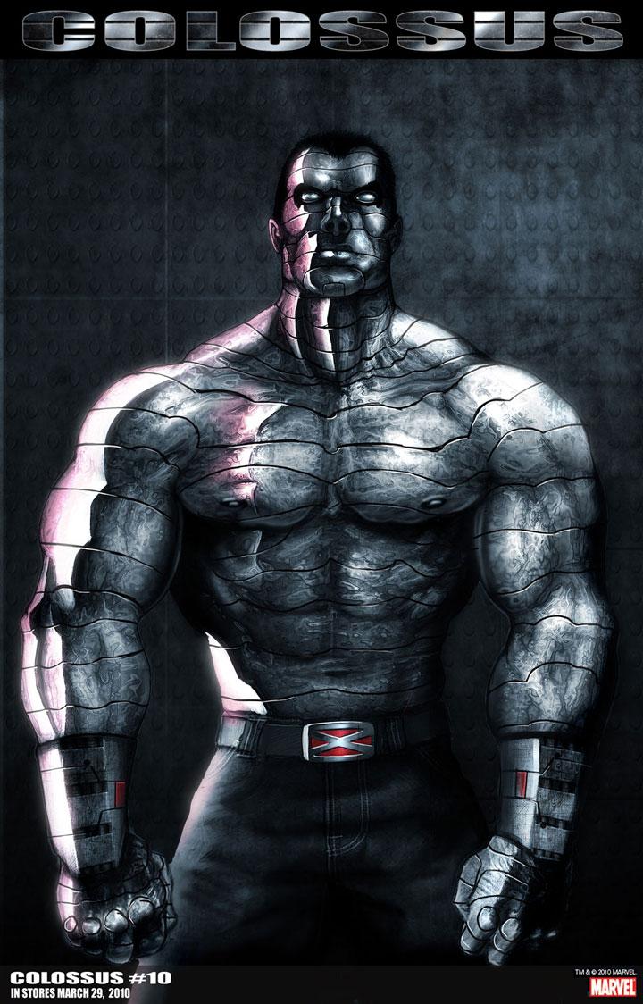 Colossus by saadirfan