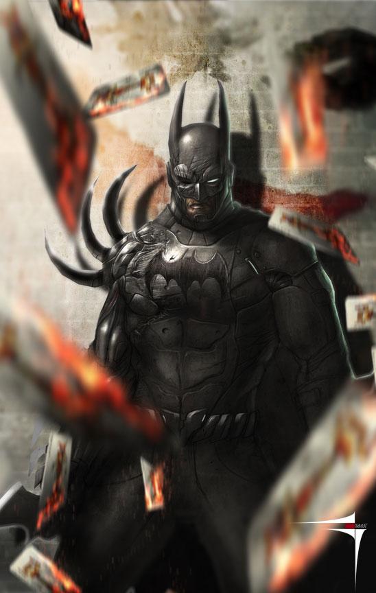 Batman by saadirfan