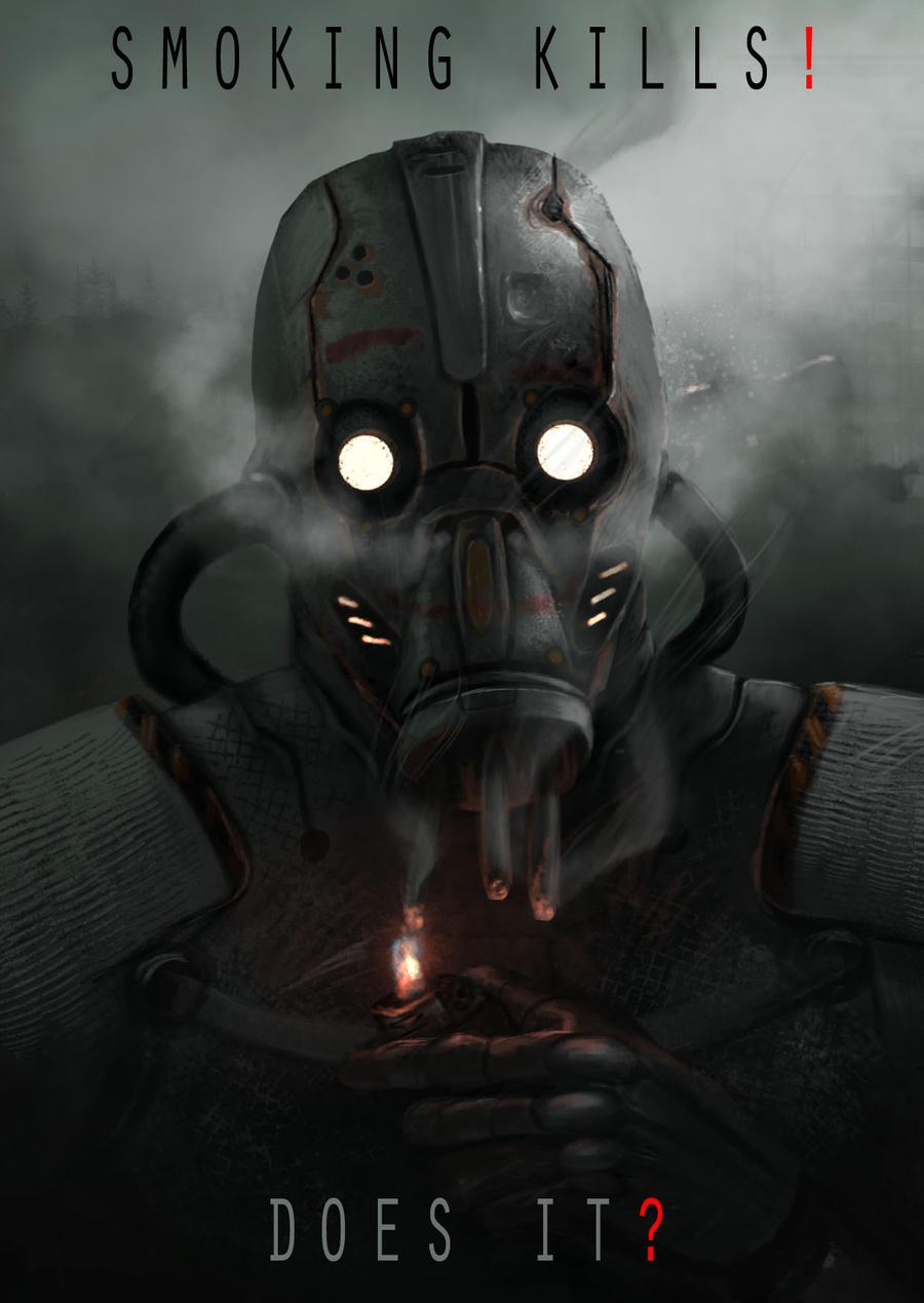 smoking kills by saadirfan