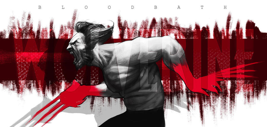 Wolverine by saadirfan