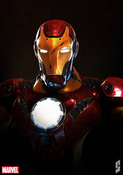 Iron man by saadirfan