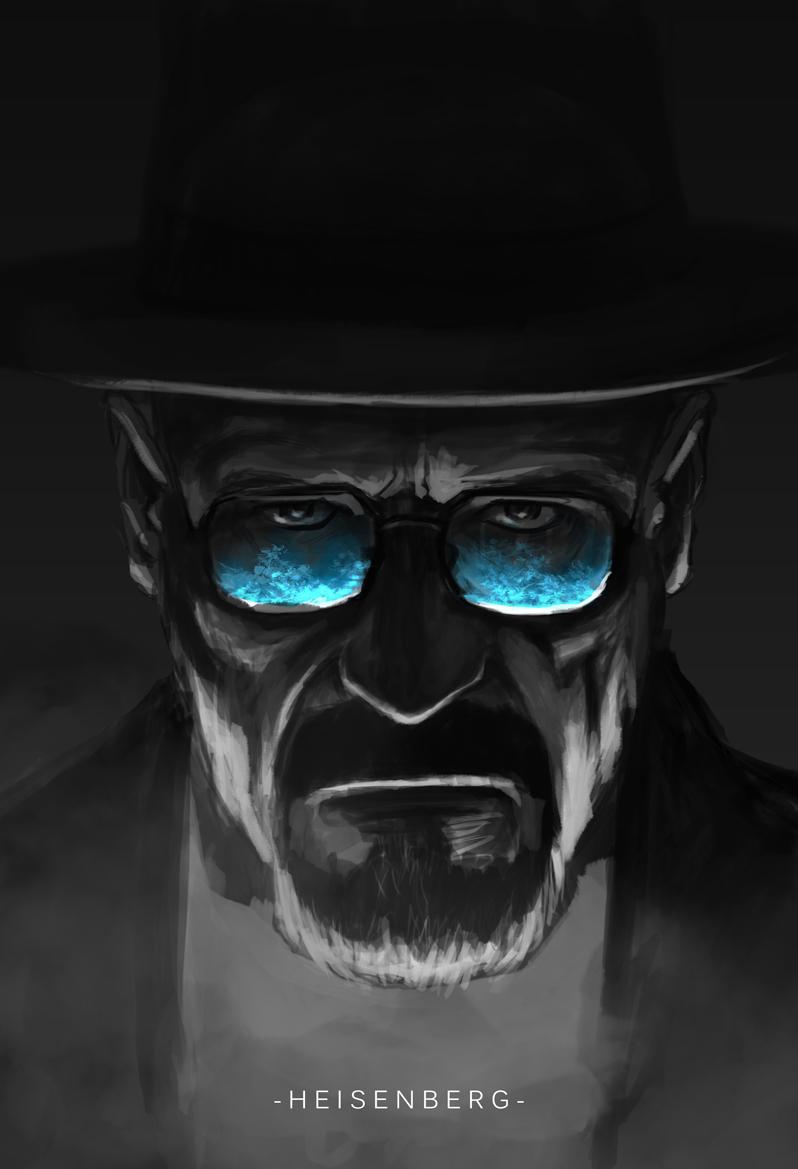 heisenberg by saadirfan